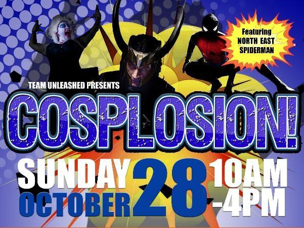 Cospolosion poster
